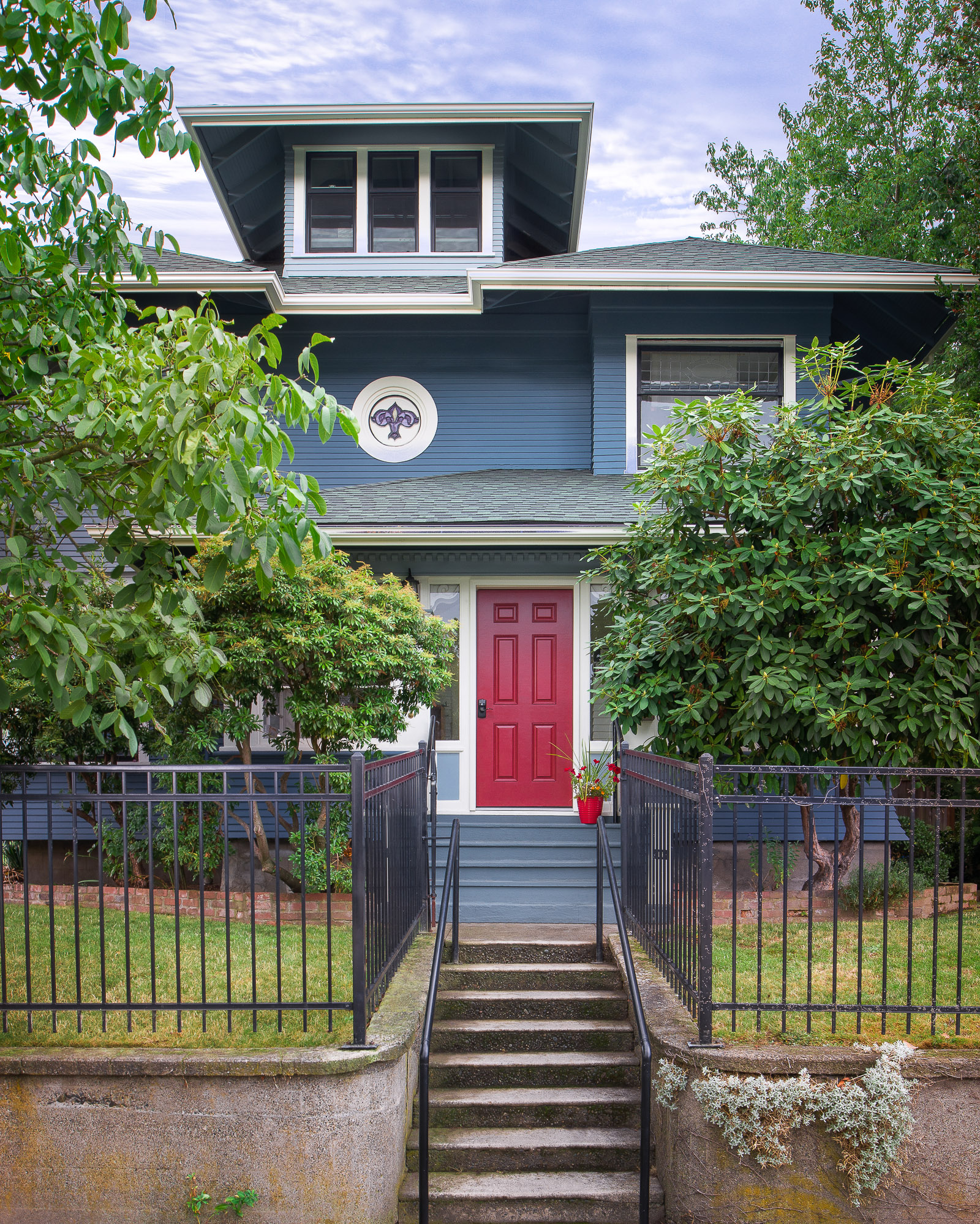 Seattle neighborhood home used for the best preschool